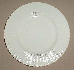 Make sure your browser can show photos and reload this page to see Lenox China Temple Bread and butter plate