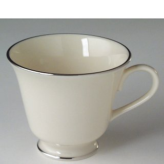 Make sure your browser can show photos and reload this page to see Lenox China Maywood Cup only (no saucer)