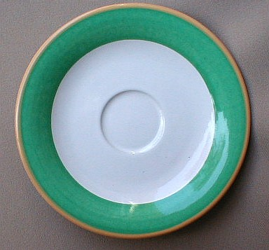 Make sure your browser can show photos and reload this page to see Epoch Dinnerware Italian Garden E901 Saucer only