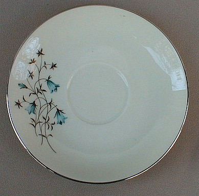 Make sure your browser can show photos and reload this page to see Flintridge China Belnor Saucer only
