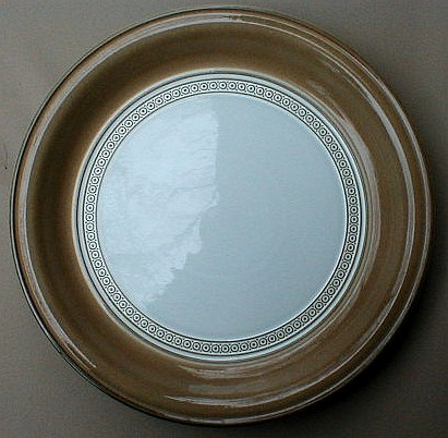 Make sure your browser can show photos and reload this page to see Denby - Langley China Seville Dinner plate