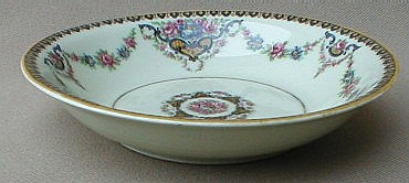 Make sure your browser can show photos and reload this page to see Haviland China Dora Fruit/dessert bowl 5