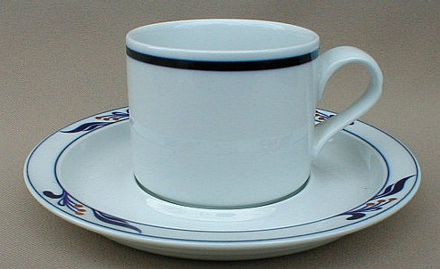 Make sure your browser can show photos and reload this page to see Dansk China Maribo Cup and saucer set