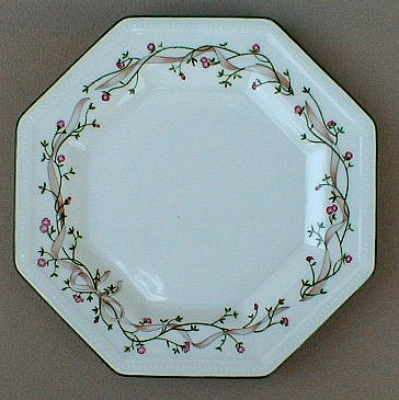 Make sure your browser can show photos and reload this page to see Johnson Brothers Dinnerware  Eternal Beau Bread and butter plate