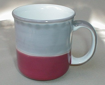 Make sure your browser can show photos and reload this page to see Epoch Dinnerware Potter's Art E902 Mug 3 1/2