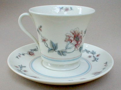 Make sure your browser can show photos and reload this page to see Gorham China Longwood Cup and saucer set 3 1/4