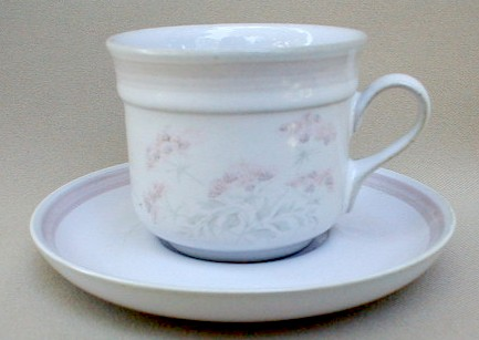 Make sure your browser can show photos and reload this page to see Denby - Langley China Brittany Cup and saucer set