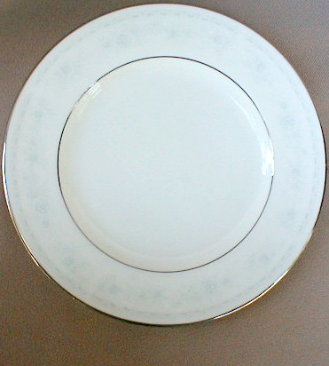 Make sure your browser can show photos and reload this page to see Noritake China Dreamspun 4721 Bread and butter plate 6 1/2