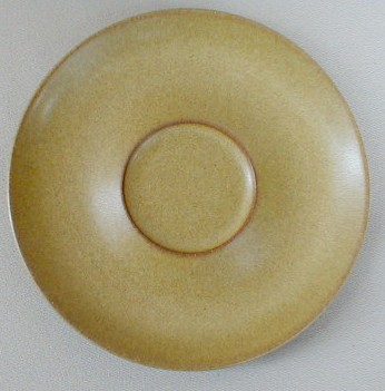Make sure your browser can show photos and reload this page to see Denby - Langley China Ode Saucer only