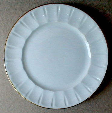 Make sure your browser can show photos and reload this page to see Block China Palacio Salad plate 7 1/8