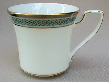 Make sure your browser can show photos and reload this page to see Noritake China Queens Guard 7712 Cup only (no saucer) 3
