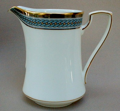 Make sure your browser can show photos and reload this page to see Noritake China Queens Guard 7712 Creamer