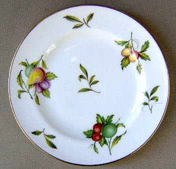 Make sure your browser can show photos and reload this page to see Spode China Blenheim Y7695 Bread and butter plate 6 1/8