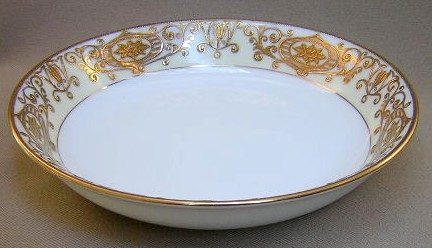 Make sure your browser can show photos and reload this page to see Noritake China #175 Soup bowl, coupe shape 7 3/8