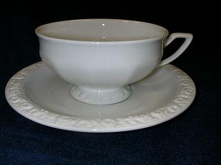 Make sure your browser can show photos and reload this page to see Rosenthal - Continental China Maria Cup and saucer set 2-1/4x4-1/8