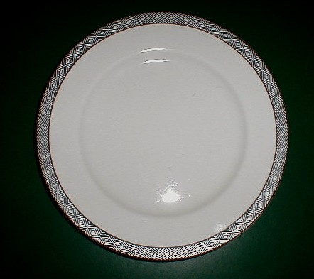 Make sure your browser can show photos and reload this page to see Lauren, Ralph-China Macclesfield  Dinner plate