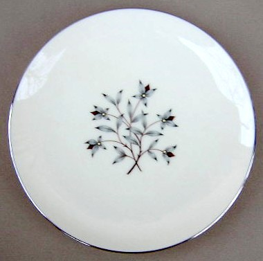 Make sure your browser can show photos and reload this page to see Lenox China Princess X516 Dinner plate 10 1/2