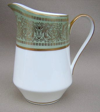 Make sure your browser can show photos and reload this page to see Mikasa China Rosemont A1117 Creamer