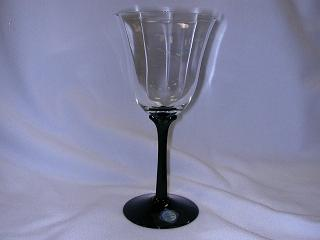 Make sure your browser can show photos and reload this page to see Lenox Crystal Sutton Place Goblet, water  -7 1/2