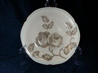 Make sure your browser can show photos and reload this page to see Castleton - USA China Gloria  Saucer only 6-1/4