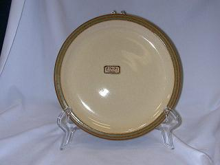 Make sure your browser can show photos and reload this page to see Denby - Langley China Camelot - Light Green Salad plate 8-3/4
