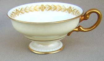 Make sure your browser can show photos and reload this page to see Castleton - USA China Laurel  Demitasse (cup only) 1 3/4
