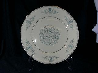 Make sure your browser can show photos and reload this page to see Oxford (Div Of Lenox) China Bryn Mawr Dinner plate 10-3/4