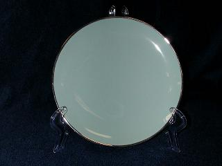 Make sure your browser can show photos and reload this page to see Franciscan China Dawn Bread and butter plate -6 1/4