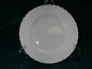 Make sure your browser can show photos and reload this page to see Syracuse China Flirtation Bread and butter plate