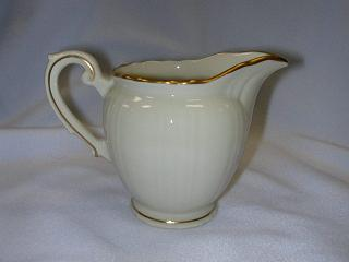 Make sure your browser can show photos and reload this page to see Syracuse China Brantley Creamer