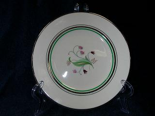Make sure your browser can show photos and reload this page to see Syracuse China Coralbel Salad plate 8