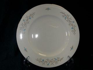 Make sure your browser can show photos and reload this page to see Syracuse China Inspiration Salad plate