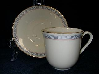 Make sure your browser can show photos and reload this page to see Lenox China Biltmore Cup and saucer set