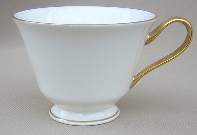 Make sure your browser can show photos and reload this page to see Oxford (Div Of Lenox) China Georgian Court Cup only (no saucer)