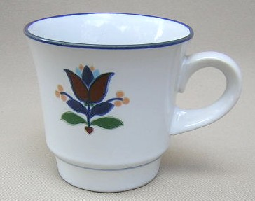Make sure your browser can show photos and reload this page to see Noritake China Knickerbocker 8355 Cup only (no saucer) 3 1/4