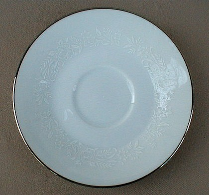 Make sure your browser can show photos and reload this page to see Noritake China Reina 6450q/64 Saucer only