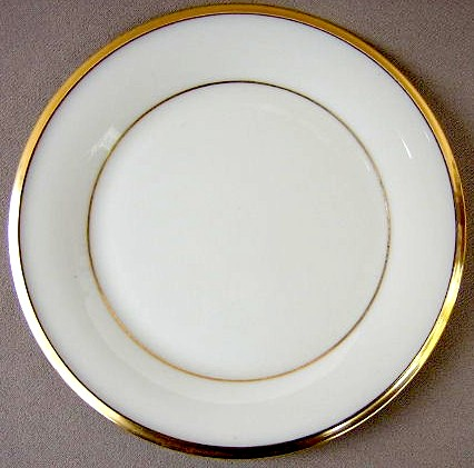 Make sure your browser can show photos and reload this page to see Lenox China Eternal Bread and butter plate