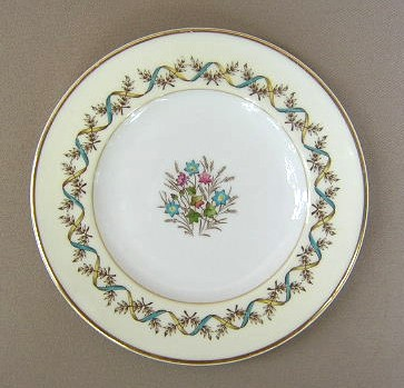 Make sure your browser can show photos and reload this page to see Wedgwood China Sandringham W3509 Bread and butter plate