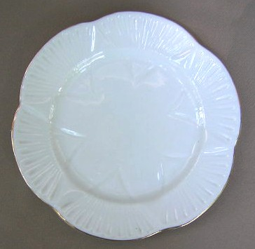 Make sure your browser can show photos and reload this page to see Shelley China Regency  Salad plate