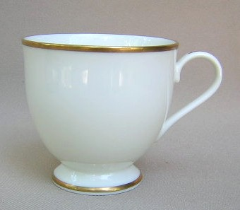 Make sure your browser can show photos and reload this page to see Gorham China Masterpiece Gold Cup only (no saucer) 3 1/4