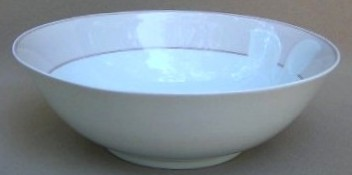 Make sure your browser can show photos and reload this page to see Hutschenreuther China Fontaine Round vegetable  9