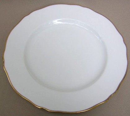 Make sure your browser can show photos and reload this page to see Spode China Nordic Y8012 Dinner plate