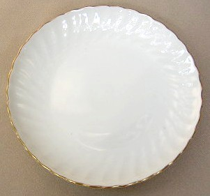 Make sure your browser can show photos and reload this page to see Syracuse China Debonair Bread and butter plate