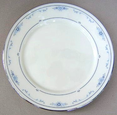 Make sure your browser can show photos and reload this page to see Lenox China Carolina Bread and butter plate 6 1/2