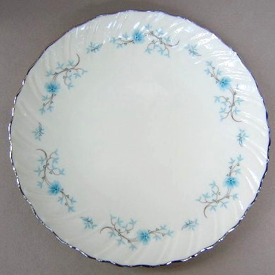 Make sure your browser can show photos and reload this page to see Lenox China Chanson D514 Dinner plate 10 1/2