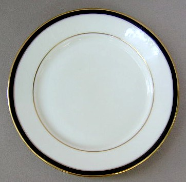 Make sure your browser can show photos and reload this page to see Lenox China Urban Lights Bread and butter plate 6 1/2