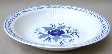 Make sure your browser can show photos and reload this page to see Adams China Baltic Bread and butter plate 6 1/8Ó