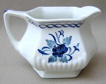 Make sure your browser can show photos and reload this page to see Adams China Baltic Creamer