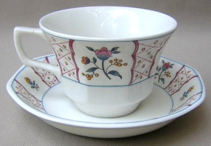 Make sure your browser can show photos and reload this page to see Adams China Anita Cup and saucer set 3 7/8