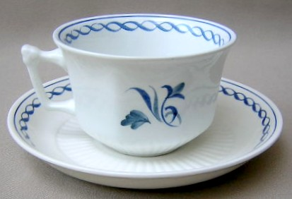 Make sure your browser can show photos and reload this page to see Adams China Baltic Cup and saucer set